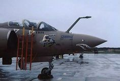 XX895 Buccaneer, Lossiemouth 1991