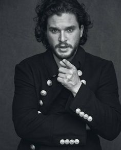 #KitHarington for #ICON El Pais November 2017