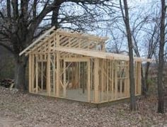 Small Shed Plans Your Outdoor Storage Shed With Free Shed for dimensions 1024 X 768 Backyard Storage Shed Ideas - What the Shed is at all? A shed is Small Shed Plans, Wood Shed Plans, Free Shed Plans, Small Sheds, Shed Building Plans, House Building, Big Sheds, Building Ideas, The Farm