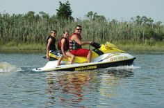 Not feeling the boardwalk? We can rent one of these!