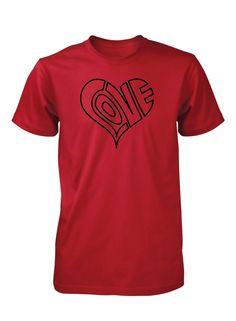 I Love Heart Mushrooms T-Shirt