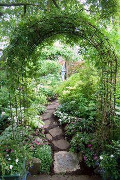 7 Proud Hacks Backyard Garden – Cottage Garden & Fairy Lights Cottage Garden Plants, Backyard Vegetable Gardens, Vegetable Garden Design, Cottage Gardens, Back Garden Design, Backyard Garden Design, Garden Landscaping, Path Design, Backyard Ideas