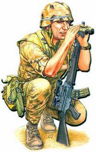 Italian «Battaglione S.Marco» 1995, pin by Paolo Marzioli