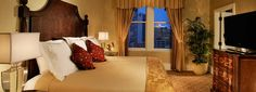 The Roosevelt Hotel New Orleans, Louisiana - King Deluxe Guestroom