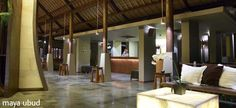 Lobby - Maya Ubud Resort & Spa