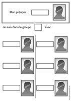 Faire des groupes en maternelle