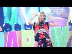 [fancam] 150723 M countdown - Party (SNSD YoonA) - Valentine Deer