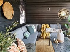 Outdoor Rooms, Outdoor Living, Outdoor Decor, Moroccan Lounge, Apartment Balcony Decorating, Cozy Nook, Outside Living, Backyard Landscaping, Exterior Design