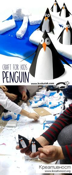 Penguin Crafts