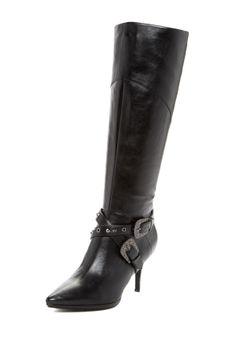Carlos By Carlos Santana Crusoe High Heel Boot