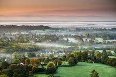 surrey hills england