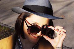 Portrait with Asos sunglasses