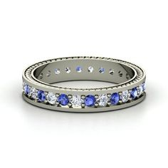 Anisha Ring  This would look pretty with my wedding ring :)