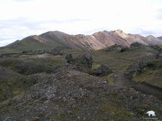 Il grande trekking del Landmannalaugar - Islanda
