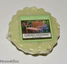 Yankee Candle Tart garden hideaway