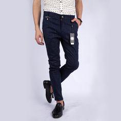 Navy Color Pants