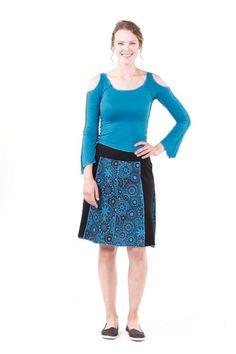 d642f35e2639 Cotton park side hippie skirt Hippie Skirts, Small Waist, Short Skirts, Dress  Skirt