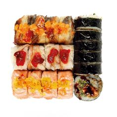 Set Hot Deluxe @77sushi Healthy Food, Healthy Recipes, Sashimi, Menu, Hot, Ethnic Recipes, Health Foods, Menu Board Design, Healthy Nutrition