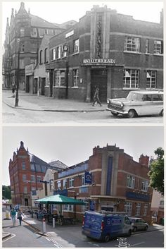 Nottingham Pubs, Derbyshire, Photo Credit, Robin, Queens, The Past, Street View, History, Google