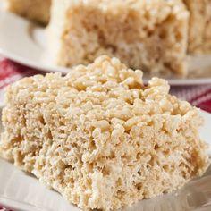 Rice Krispie Squares Recipe