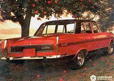 1969 Chrysler Esplanada GTX - Brasil