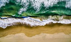 The Beaches of Malibu CA from above taken with my drone. [OC] 1200x718