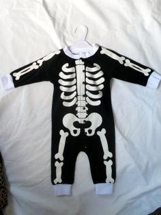 Dia De los Muertos Skeleton Baby Onesie