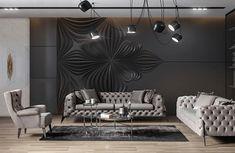I share the decoration sofa sets I like very much with you. Decor Home Living Room, Living Room Sofa Design, Home And Living, Living Room Designs, Home Decor, Hair Design, Modern Sofa Designs, Contemporary Design, Sofa Set
