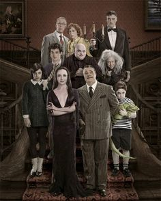 The Adams Family....Love this musical!