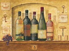 Geschmack Wein  IV