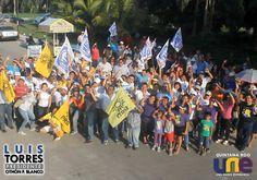 Periodismo sin Censura: Luis Torres Llanes fortalecido y respaldado por la...