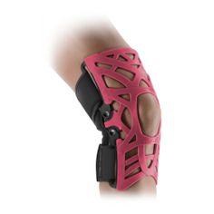 Donjoy Pink Reaction Knee Brace