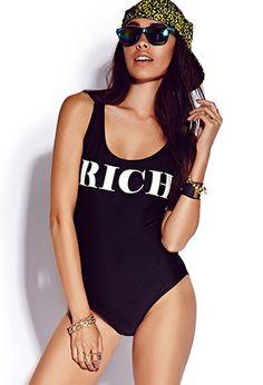 Rich Bodysuit $13.80