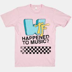 WTF MTV (VINTAGE)  #wtf #mtv #pleasedontstopthemusic