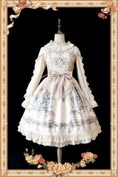 Infanta -Angels' Love- Sweet Classic Lolita Jumper Dress
