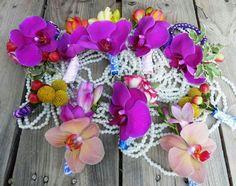 Corsaje orhidee! www.buticulcuevenimente.ro