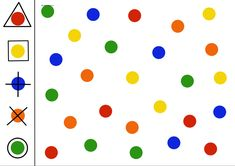 Visual Perception Activities, Grande Section, Kids Learning Activities, New Print, Shapes, Math, School, Crafts, Activities