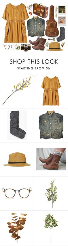 """06"" by appleandrea ❤ liked on Polyvore featuring Crate and Barrel, Steven Alan, Kate Spade, Gap, Topshop, Ray-Ban, Polaroid and Pier 1 Imports"