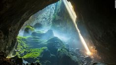 Inside Hang Son Doong, the world's largest #cave #Vietnam CNN Travel