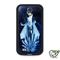Disney Frozen Elsa Ice Samsung Galaxy S4 Case