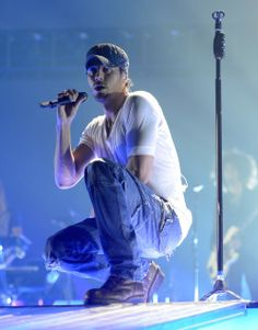 """Enrique Iglesias - New single """"Finally Found You"""" available on iTunes US."""