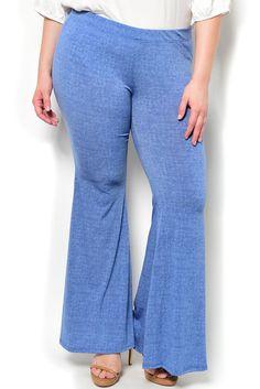 Women's Plus Size Denim Shirt Dress - Ava & Viv™   My Style ...