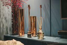 Os nossos produtos perfumaram e decoraram os 33 ambientes assinados por renomados profissionais de decoração na Mostra Casas Conceito 2018