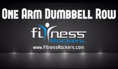 One Arm Dumbbell Row One Arm Dumbbell Row emphasize the whole lat, the upper back, and the trap muscles. One Arm Dumbbell...