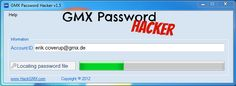 Hack GMX Passwords