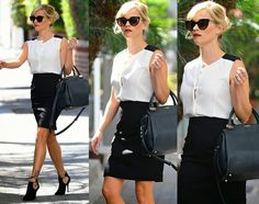 How to Chic: REESE WITHERSPOON STREET STYLE