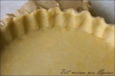 pâte brisée de michalak