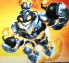 Dark Blast Zone- Blast and Furious!