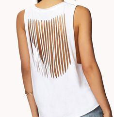 DIY Shirt Cutting Tutorials