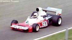1974 GP Włoch (Tim Schenken) Trojan T103 - Ford
